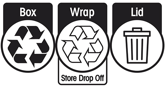 Australasian Recycling Label (ARL)