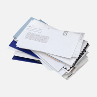 Envelopes (with or without windows)
