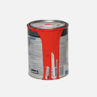 Paint tins (metal, empty)