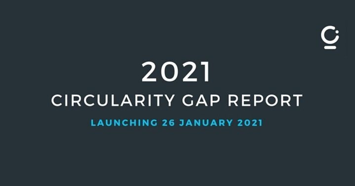 Learn more about Circle Economy - Circularity Gap Report 2021 launch